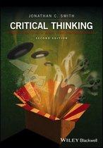 Boek cover Critical Thinking van Jonathan C. Smith