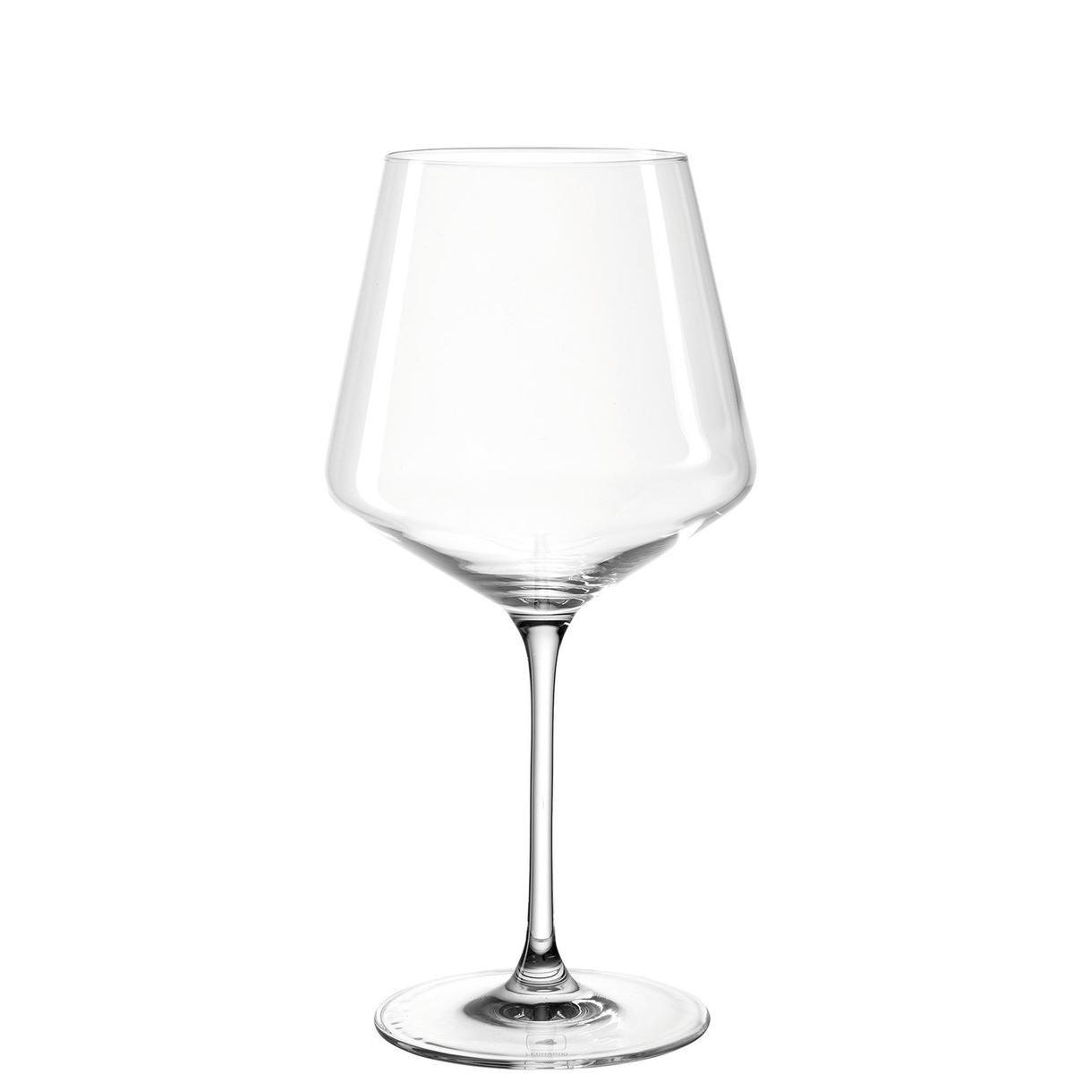 Leonardo Puccini Burgundy wijnglas Groot - hoogte 23 cm - 6 stuks