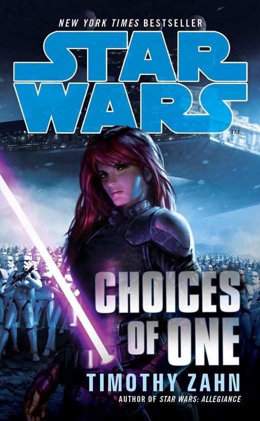 Boek cover Star Wars van Timothy Zahn (Onbekend)