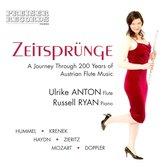 Zeitsprunge: A Journey Through 200 Years of Austrian Flute Music