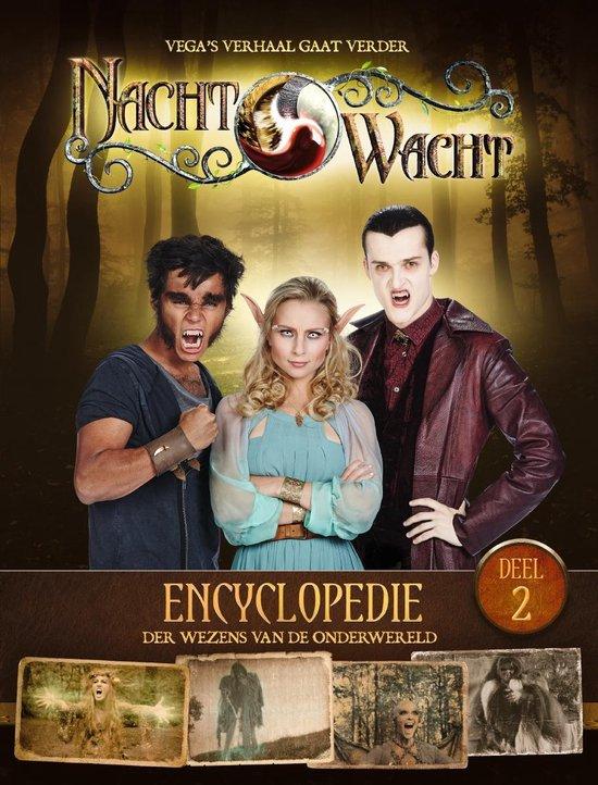 Nachtwacht: encyclopedie 2 der wezens van de onderwereld - Gert Verhulst   Fthsonline.com