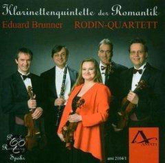 Klarinettenquintette der Romantik