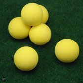 Practice sponge ball's