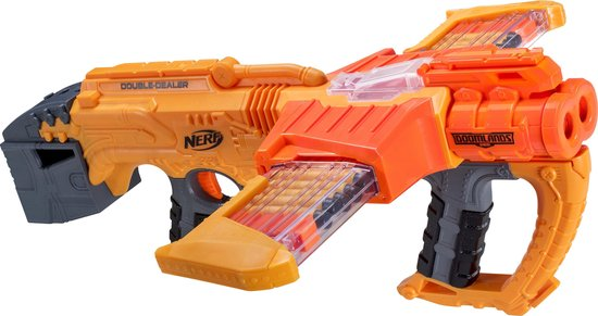 NERF Doomlands Double-Dealer - Blaster