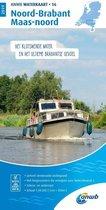 ANWB waterkaart 16 - Noord-Brabant Maas-Noord 2019