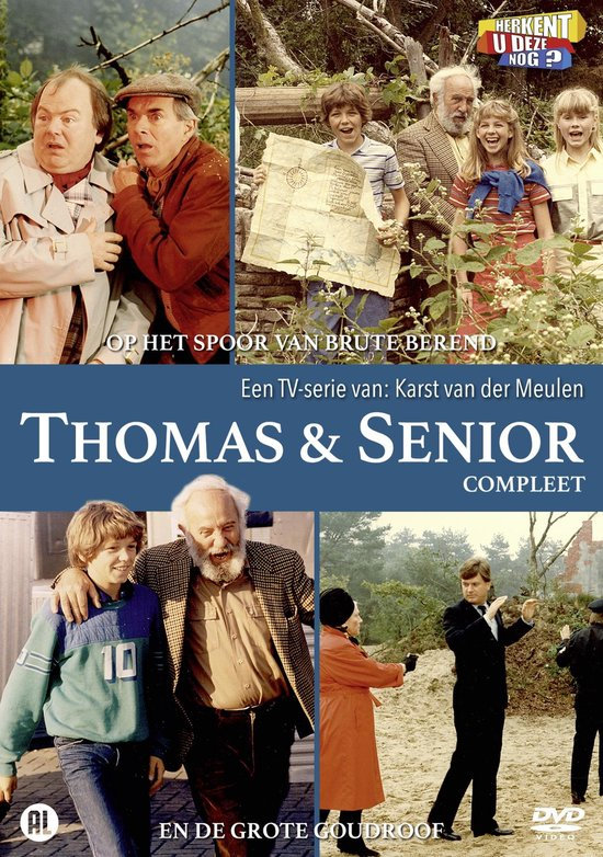 Tv Series - Thomas & Senior Compleet