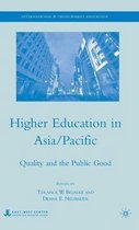 Higher Education in Asia/Pacific