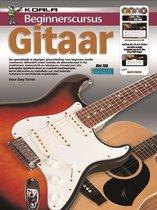 Beginnerscursus Gitaar - Boek + Online Video & Audio