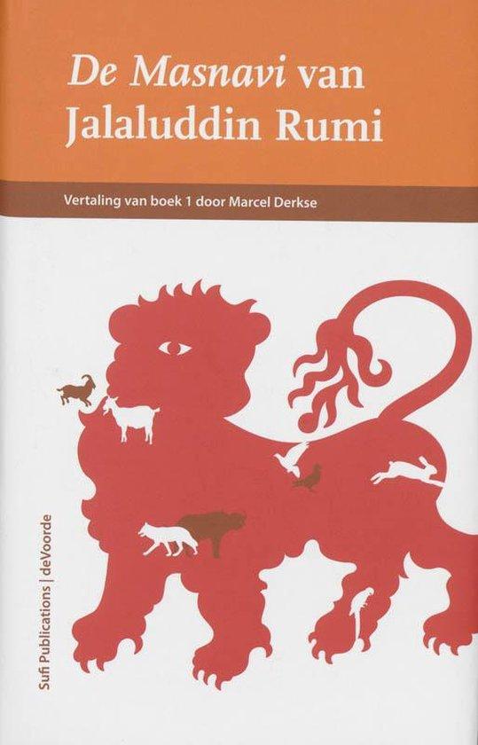 Cover van het boek 'De Masnavi van Jalaluddin Rumi' van J. Rumi