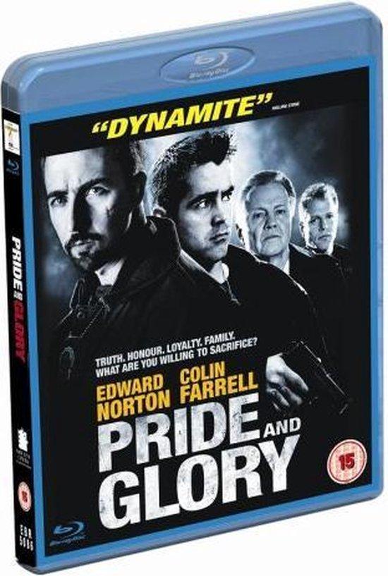 Cover van de film 'Pride & Glory'