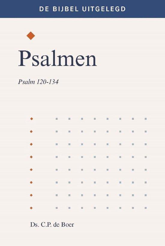 Psalmen - Ds. C.P. de Boer pdf epub