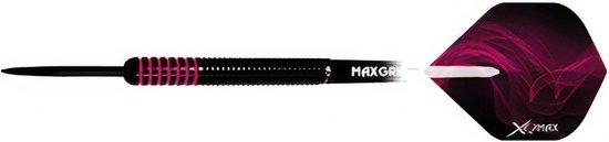 XQ Max Pink Shadow 80% Tungsten 25 gram Steeltip