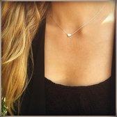 My Unique Style Heart necklace - 925 zilver
