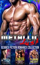 Metallic Lust : Science Fiction Romance Collection