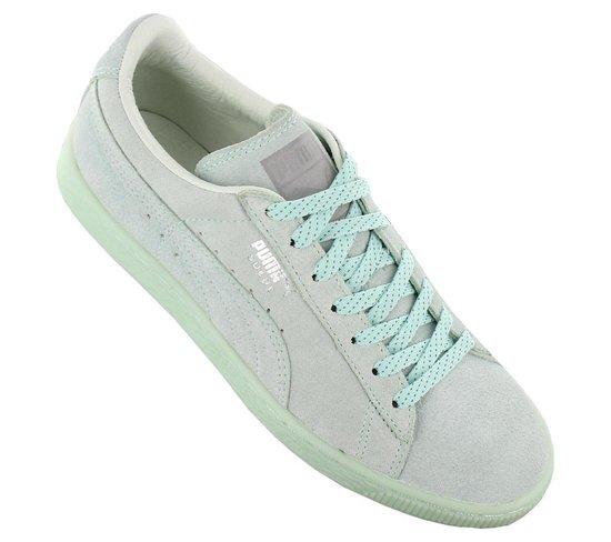 Puma Suede Classic Mono Ref Iced 362101-02 Dames Sneaker Sportschoenen Schoenen... g794vXfW
