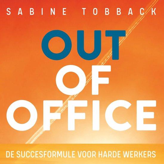 Out of office - Sabine Tobback |