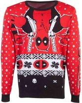 Marvel Deadpool Kersttrui -M- Christmas Multicolours