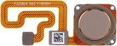 Let op type!! Vingerafdruk sensor Flex kabel voor Xiaomi Redmi 6 (goud)