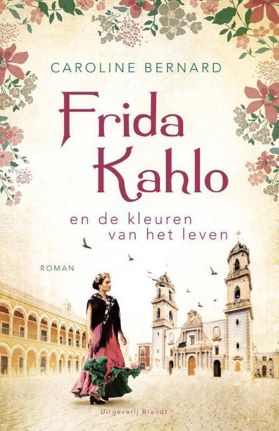 Boek cover Frida Kahlo van Caroline Bernard (Paperback)