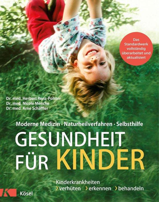 Boek cover Gesundheit für Kinder van Dr. Med. Herbert Renz-Polster (Onbekend)
