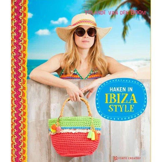 Haken in Ibiza style - Yolande van den Boom | Readingchampions.org.uk