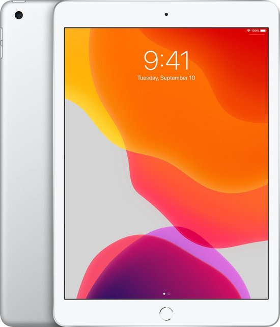 Apple iPad (2019) 32 GB Wifi + 4G Zilver