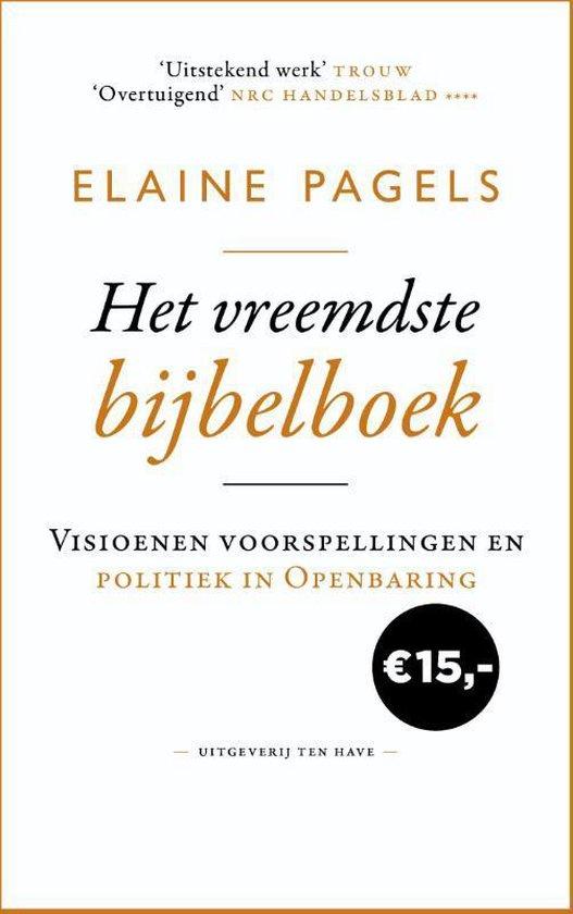 Het vreemdste bijbelboek - Elaine Pagels | Fthsonline.com