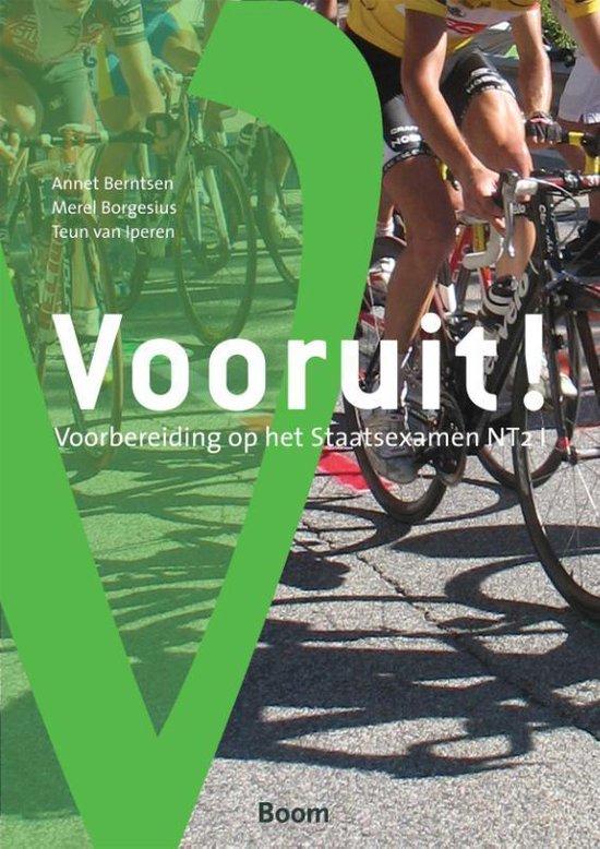 Boek cover Vooruit! van Annet Berntsen (Paperback)
