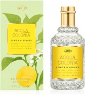 4711 Lemon & Ginger 170 ml - Eau de cologne - Spray