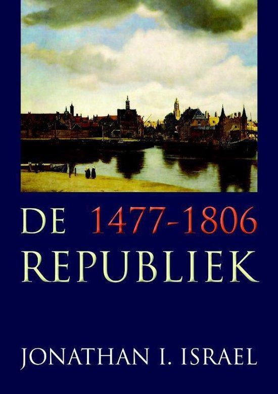 Cover van het boek 'De Republiek'