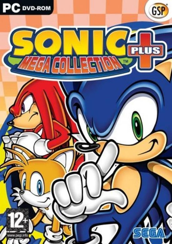 Sonic Mega Collection /PC