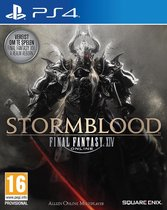 Final Fantasy XIV Stormblood - PS4