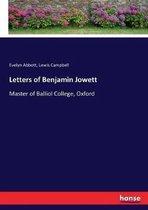 Letters of Benjamin Jowett