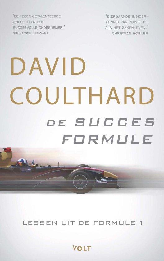 De succesformule - David Coulthard  