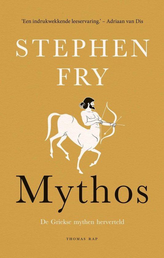 Boek cover Mythos 1 - Mythos van Stephen Fry (Paperback)