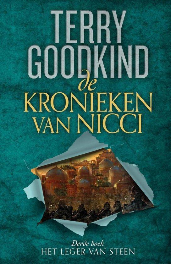 De Kronieken van Nicci 3 - Het Leger van Steen - Terry Goodkind |