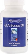 GLA Borage Oil 90 Softgels - Allergy Research Group