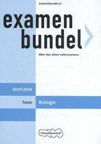 Examenbundel Havo Biologie 2019/2020