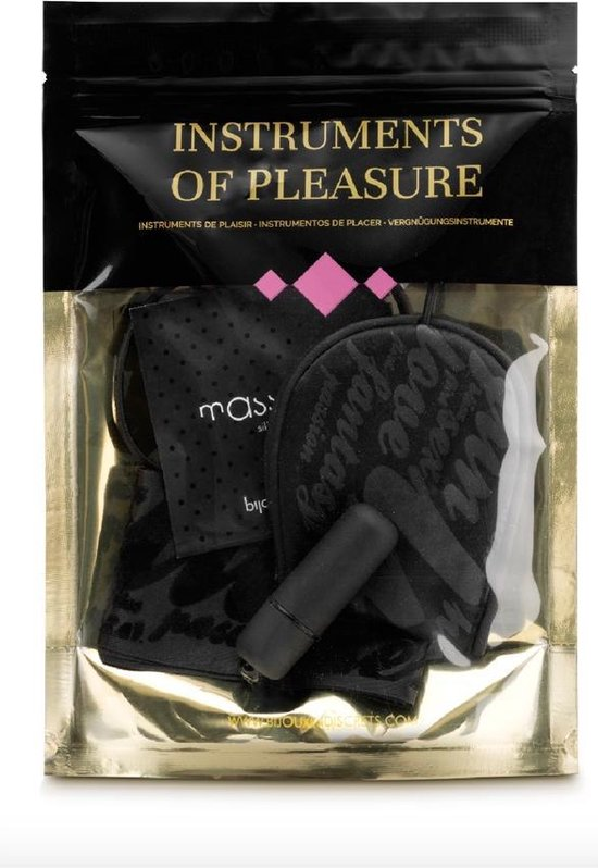 Instruments Of Pleasure Set – Paars