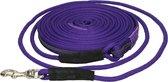 Lammert Haanstra Longeerlijn Enkel  - Purple