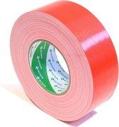 Nichiban   -  duct tape    -  50 mm x 50 m   -  Rood