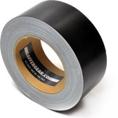 Gaffergear Gaffa tape 50mm x 25m zwart