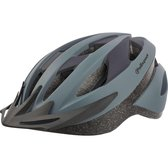 Polisport Sport Ride fietshelm - Maat M (54-58cm) - Donker grijs/mat zwart