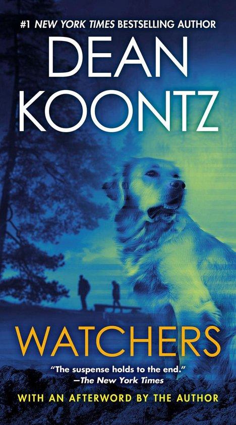 Boek cover Watchers van Dean Koontz (Onbekend)