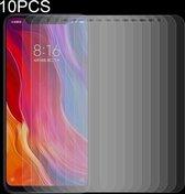 Let op type!! 10 stuks 0 26 mm 9H 2.5D getemperd glas Film voor Xiaomi Mi 8