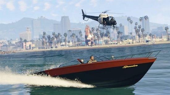 Grand Theft Auto 5 - Premium Edition - PS4