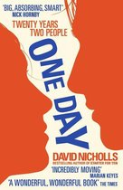 Boek cover One Day van David Nicholls (Onbekend)