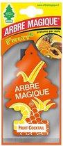 Arbre Magique Luchtverfrisser Fruit Cocktail - Geurboom Auto