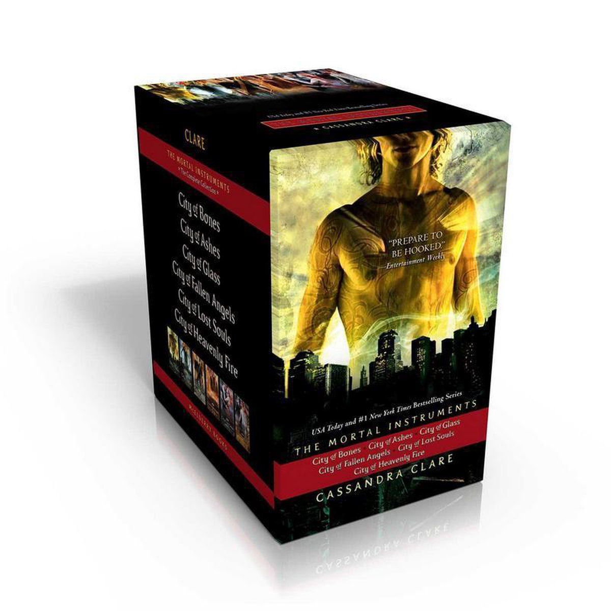 The Mortal Instruments, the Complete Collection - Cassandra Clare