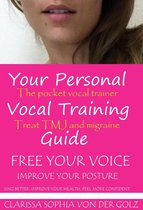 Omslag Your Vocal Training Guide